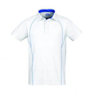 Victory Ladies Golf Shirt - White Only