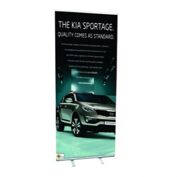Econo Banner with full colour