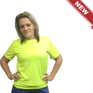 Wicking Polyester Tee